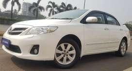 Toyota Corolla Altis 2010-2013 Diesel D4DG, 2013, Diesel