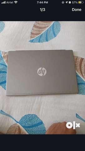 HP i5 8th gen 8gb ram 240gb ssd 15months warranty