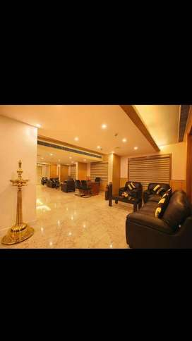 HOTEL FOR SALE AT VYTTILA-19 CENT-32 ROOMS-PARTY HALL-MEETING ROOM-32