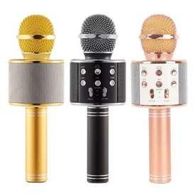 Mic Bluetooth karaoke