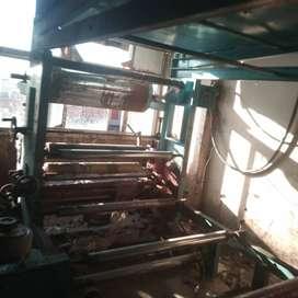 BOPP Adhesive Tape Manufacturing Plant Sale