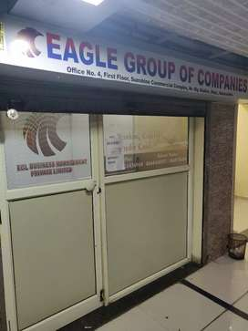 No brokerage - office space walkable to nalasopara railway station