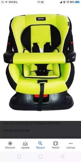 Car Seat Baby Does Warna Hijau