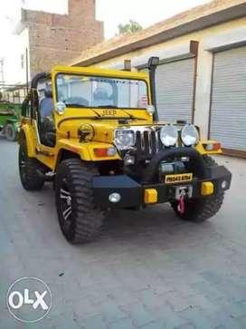Power steering power break Jeep ready