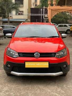 Volkswagen Cross Polo 1.5 TDI, 2014, Diesel
