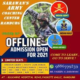 SARAWAN'S ARMY COACHING CENTER RAMDURG