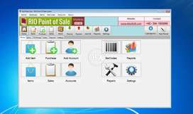 RIO POS Software for Stock Management and Billing in Urdu and English