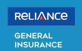 Opening for Associate Sales Manager in Reliance General Insurance