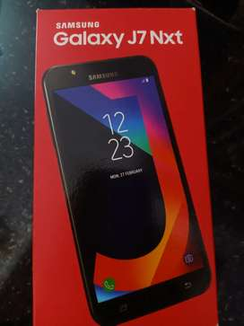 Samsung Galaxy J7 NXT 2018 Model