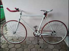 Sepeda Fixie frame Roadbike Classic