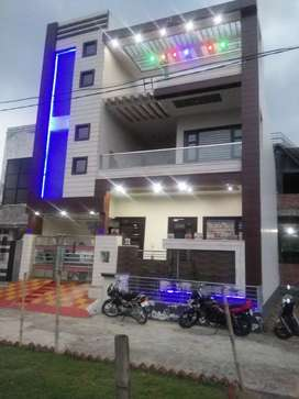 Well furnished House in New Shalimar Vihar Ambala City