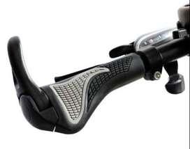 Hand Grip Tanduk Sepeda /Gagang Sepeda Rubber Ergonomic
