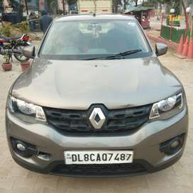 Renault Kwid RXT, 2017, CNG & Hybrids