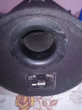 Bass tube new condition