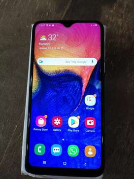 Samsung A10 PTA APPROVE with BOX