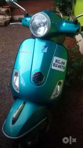 Vespa vx 125,  I'm going to abroad.  Urgent sale