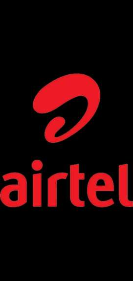 Urgent requirement for Airtel Head Office