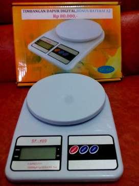 Timbangan dapur digital cocok untuk timbang kue jual online dll79000