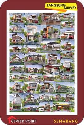 Desain Arsitek Gambar RAB IMB Kontraktor Rumah di Semarang