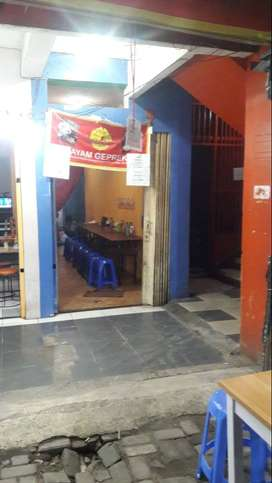 Dikontrakan 1 Ruang Usaha di Buah Batu Bandung, Lokasi Strategis