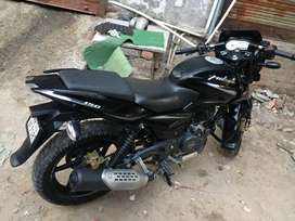 Excellent condition very less driven Pulsar 150