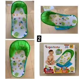 Deluxe baby bather - Sugar baby