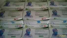 Masker Hijab One Care 1 Box isi 50 Pcs