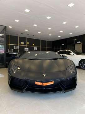 Lamborghini Aventador LP700 4, 2012, Petrol