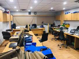 930 sq ft multiple furnished office for rent