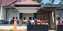 Dijual cepat tanah dan rumah di perumahan Nusa griya megatama