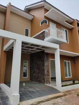 Rumah Cluster 2 Lantai Siap Huni Dekat Tol Jatiasih