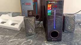 AUDIONIC A6200 PLUS WOOFERS