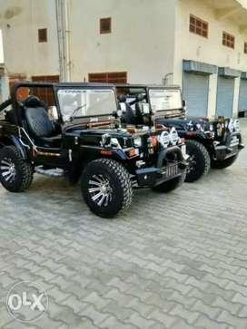 Jeep's thar