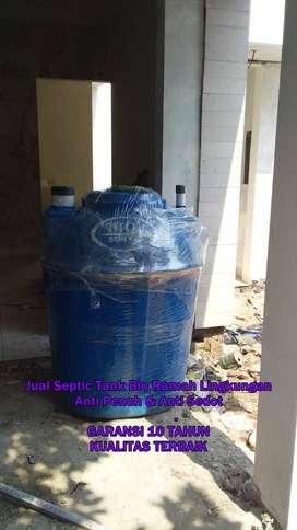 SEPTICTANK , SEPTICTANK BIO, biofil  Temurah Biotech SepitengTebal