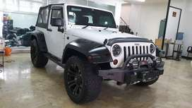 Jeep Wrangler Sport 3.6 AT thn 2012 FULL MODIF!