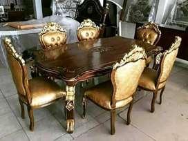 Kursi makan Ganesa royal