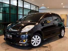 Dp18jt Yaris S Limited 2010 Automatic Matic