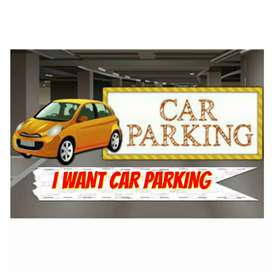 I WANT CAR PARKING IN USHODYA OR SHIVAJI PALEM