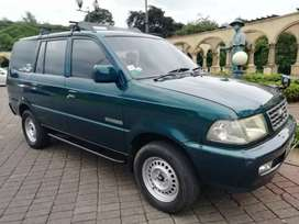 Mobil langka Kijang LSX manual Diesel th 2000
