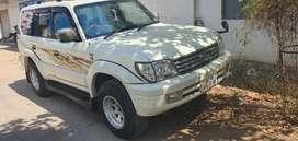 Toyota Land Cruiser Prado VX, 2004, Diesel