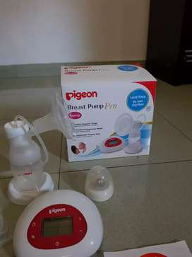 Pegion breast pump pro