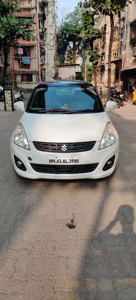 Swift Dzire vxi 2012 first owner well maintained car