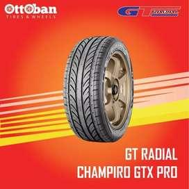 Sedia ban murah size 205/45 R17 GT radial Champiro Gtx Pro