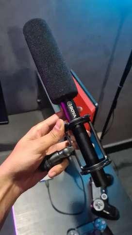 Boya PVM-1000 shotgun microphone