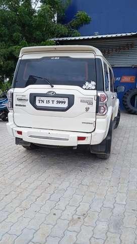 Mahindra Scorpio VLX BS III, 2017, Diesel