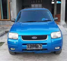 Ford Escape 2006 akhir