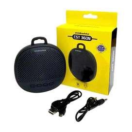 Speaker Portable Bluetooth Music Simbadda CST 360N CST360N CST360