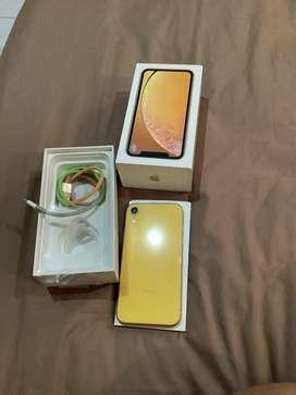 Iphone xr 128 gb dual sim istimewah