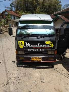Mitsubhisi angkutan umum trayek cianjur-ciburang