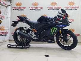 01.Yamaha v3 monster 2019 Baru macho.# ENY MOTOR #